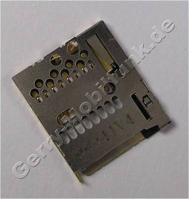 Speicherkartenleser Nokia 206 original Kartenleser SD Micro Card ( Transflash ) SMD Lötbauteil