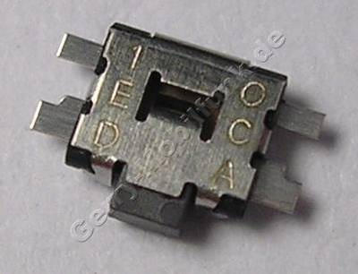 Taster Microsoft Lumia 532 original SMD Taster ( Schalter ) SWITCH TACT SIDE PUSH MIDMOUNT