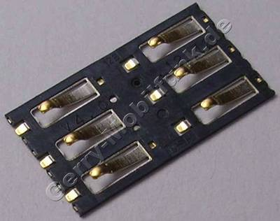 Simkartenleser Nokia 301 original SIM BLOCK 0.3mm HEIGHT