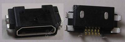 Micro-USB-Konnektor Nokia Lumia 930 original Anschlußbuchse vom USB Kabel, Ladebuchse