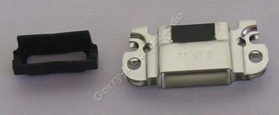 USB Dichtungs Set Microsoft Lumia 950 LTE original Metallhalter und Dichtung USB-Buchse, USB Sealing Rubber MASTER  plus  USB Strap Assembly MASTER